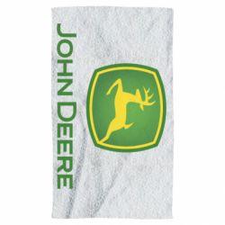 Рушник John Deere logo