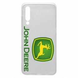 Чехол для Xiaomi Mi9 John Deere logo