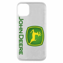 Чохол для iPhone 11 Pro John Deere logo