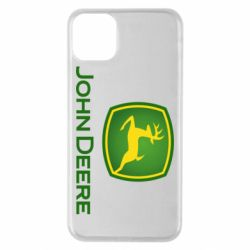 Чохол для iPhone 11 Pro Max John Deere logo