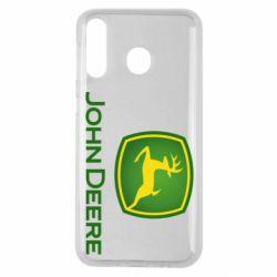 Чохол для Samsung M30 John Deere logo