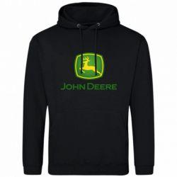 Чоловіча толстовка John Deere logo