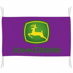 Прапор John Deere logo