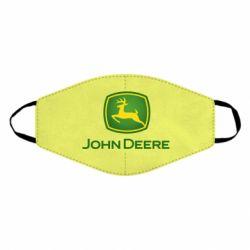 Маска для обличчя John Deere logo