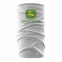 Бандана-труба John Deere logo