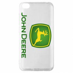 Чехол для Xiaomi Redmi Go John Deere logo