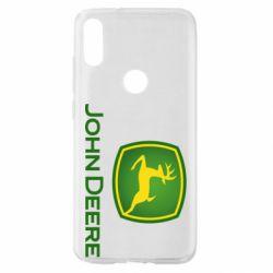 Чехол для Xiaomi Mi Play John Deere logo