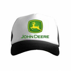 Дитяча кепка-тракер John Deere logo