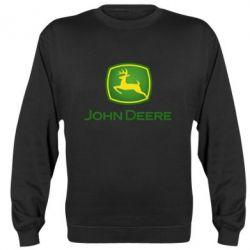 Реглан (світшот) John Deere logo