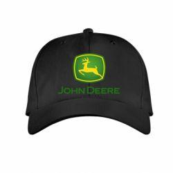 Дитяча кепка John Deere logo