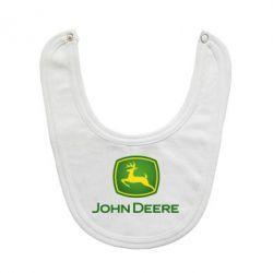 Слинявчик John Deere logo