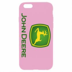 Чохол для iPhone 6 Plus/6S Plus John Deere logo