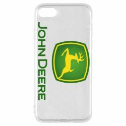 Чохол для iPhone 7 John Deere logo