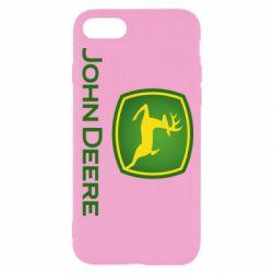 Чохол для iPhone 8 John Deere logo