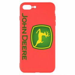 Чохол для iPhone 8 Plus John Deere logo
