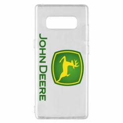 Чохол для Samsung Note 8 John Deere logo