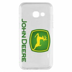 Чохол для Samsung A3 2017 John Deere logo