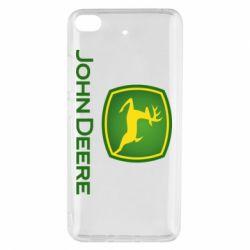 Чехол для Xiaomi Mi 5s John Deere logo