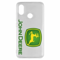Чехол для Xiaomi Mi8 John Deere logo