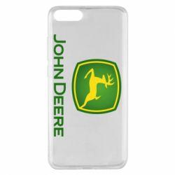 Чехол для Xiaomi Mi Note 3 John Deere logo
