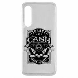 Чохол для Xiaomi Mi9 SE Johnny cash mean as hell