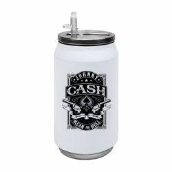 Термобанка 350ml Johnny cash mean as hell