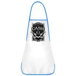 Фартух Johnny cash mean as hell