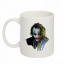 Кружка 320ml Joker Art Face - FatLine