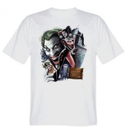 Футболка Joker, Batman, Harley Quinn
