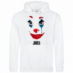 Мужская толстовка Joker face