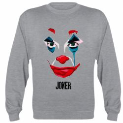 Реглан (свитшот) Joker face