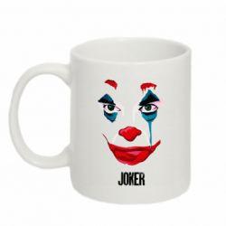 Кружка 320ml Joker face