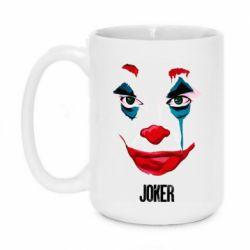 Кружка 420ml Joker face