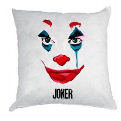 Подушка Joker face