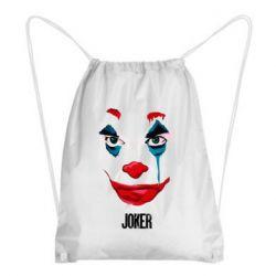 Рюкзак-мешок Joker face
