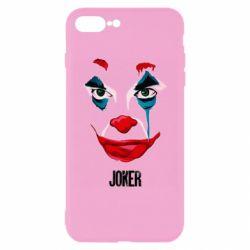 Чехол для iPhone 7 Plus Joker face