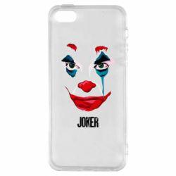 Чехол для iPhone5/5S/SE Joker face
