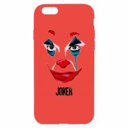 Чехол для iPhone 6/6S Joker face