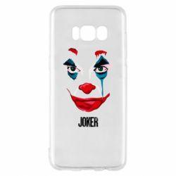 Чехол для Samsung S8 Joker face