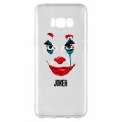 Чехол для Samsung S8+ Joker face