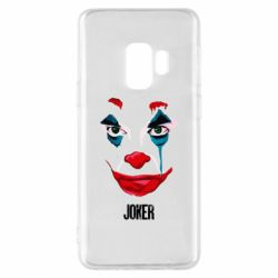Чехол для Samsung S9 Joker face