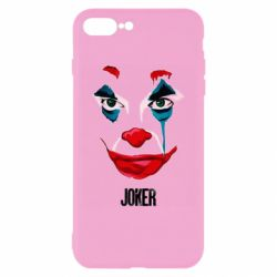 Чехол для iPhone 8 Plus Joker face