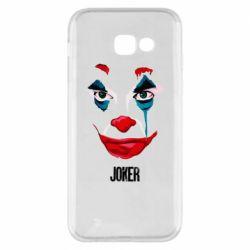 Чехол для Samsung A5 2017 Joker face