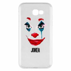 Чехол для Samsung A7 2017 Joker face
