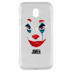 Чехол для Samsung J3 2017 Joker face