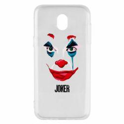 Чехол для Samsung J5 2017 Joker face
