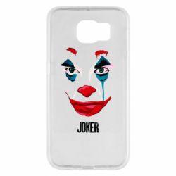 Чехол для Samsung S6 Joker face
