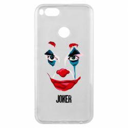 Чехол для Xiaomi Mi A1 Joker face