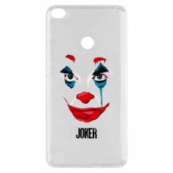 Чехол для Xiaomi Mi Max 2 Joker face
