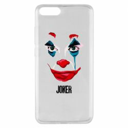 Чехол для Xiaomi Mi Note 3 Joker face